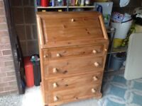 Quality solid pine bureau-can deliver