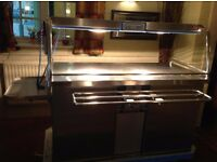 Commercial Carvery unit