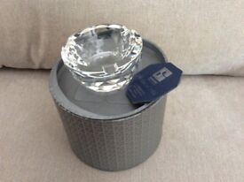 Swarovski crystal ashtray.