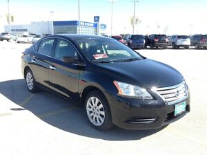 2014 Nissan Sentra. Bluetooth, 1.8L, CVT, FWD, eco-mode, ONLY f