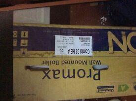 Pottendon promax BNIB boiler
