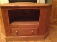 Corner TV Cupboard