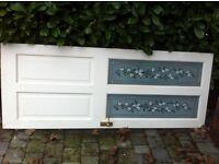 Georgian doors x 2