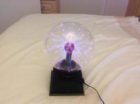 Magic plasma globe light