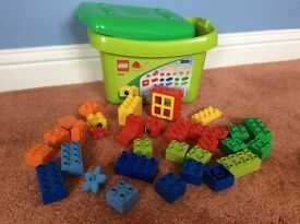 Lego duplo starter set plus extra