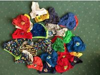 41 pairs age 2-3 boys pants