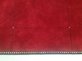 Large rug, 100% wool