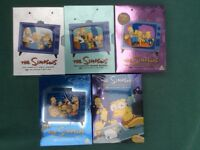 Simpson's box sets series 1 to 4 And series 710