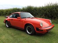 Porsche 911 SC 3.0Ltr 1980