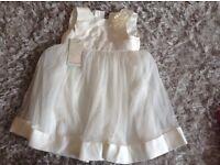 Christening/ bridesmaid dress