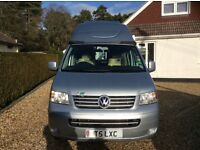 Stunning example of a sought after hi top Volkswagen camper, in excellent condition.