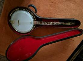Paramount B Tenor banjo
