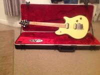 EVH Wolfgang special with evh case (japanese)