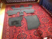 Citroen C4 Grand Picasso genuine carpet mats