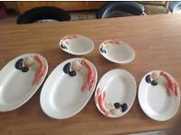 Fish/Seafood Platters/Serving Dishes