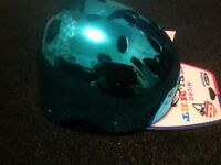 Child's safety helmet. Brand new, never been used