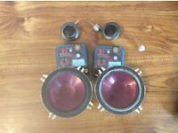 Kenwood component speakers
