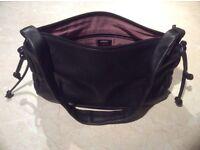 Women's Tula Black Handbag (used)
