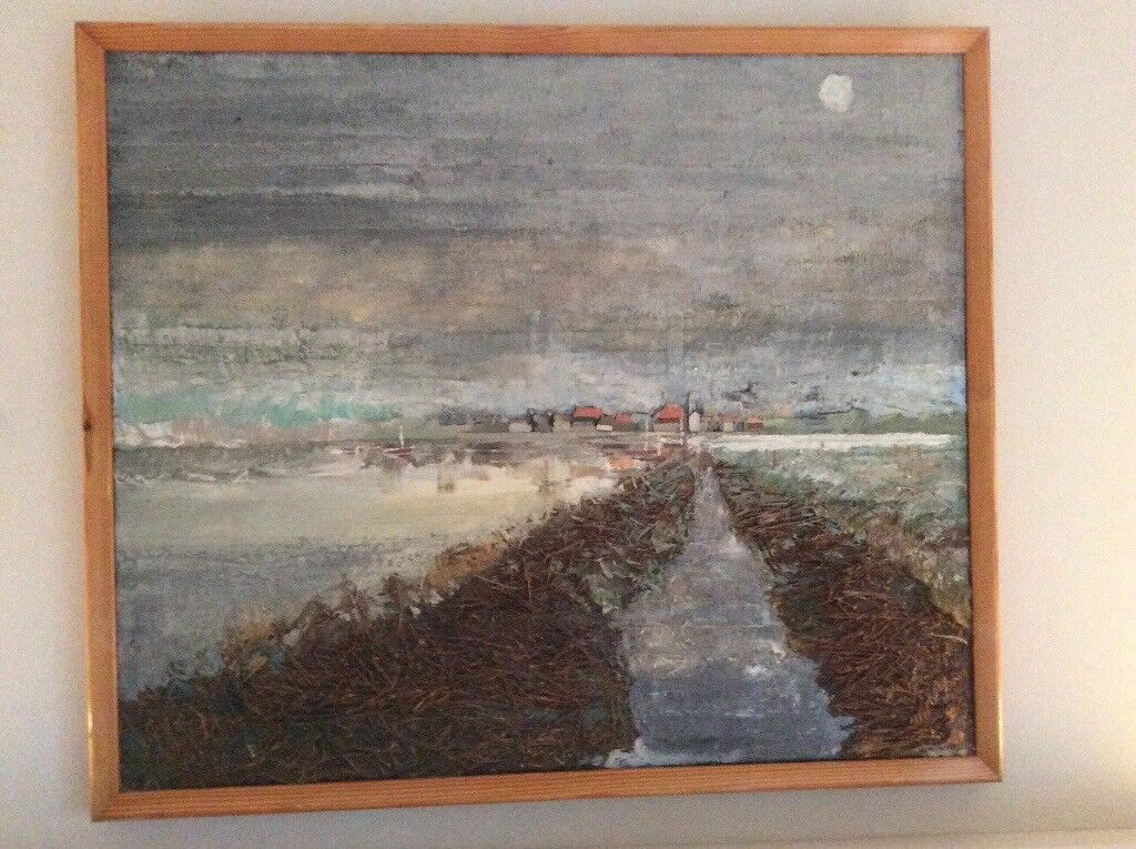 An unusual depiction of Wells -next - the - sea