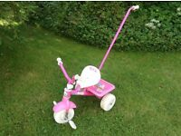 Raleigh Girl's Pink Trike