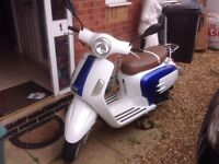 Hardly used really nice condition kept indoors 07719717898