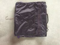 TRAVEL SUIT/DRESS GARMENT CASE CARRIER