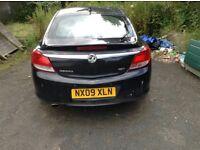 Vauxhall Insignia SE 160 CDTi (spares or repairs)