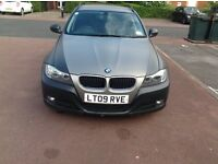 2009 BMW 3 SERIES 320d SE 1995cc Turbo with Intercooler Diesel Manual 6 Speed 5 Door Estate