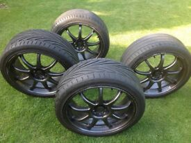 ROTA WHEELS WITH TOYO TYRES