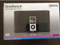 StreetParty lll, speaker by Gear4