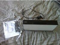 Sony CMT-X3CD HIFI Bluetooth , brand new no box with remote