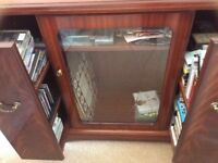 Mahogany TV Cabinet, Entertainment Unit, Coffee Table, Nest Tables