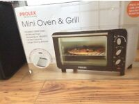 Prolex Mini Oven And Grill
