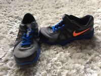 Nike boys trainers size 2