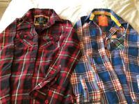 Ladies XSmall Superdry Shirts (2)