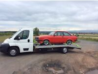WANTED - Car lifted and delivered from Horden, Durham England, to Bangor, co down Northern Ireland