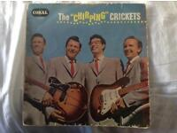 1958 The Chirping Crickets LP