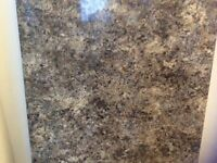 piece of laminate worktop