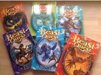 Beast quest books 1-66