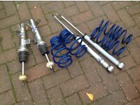 Ford Fiesta prosport lowering coilovers