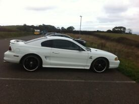 1996 FORD MUSTANG 4.6 AUTO V8 LPG CONVERTED
