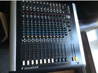 Soundcraft m8