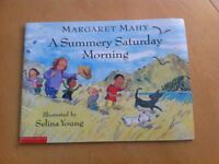 A Summery Saturday Morning - By Margaret Mahy