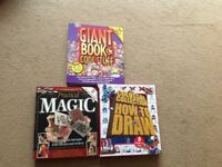 Large books