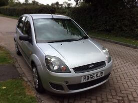 Ford Fiesta Style Climate