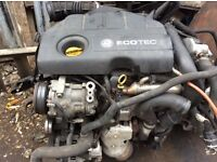 VAUXHALL/OPEL ASTRA, 1.7 CDTi 16v, 2005, ENGINE, FOR SALE