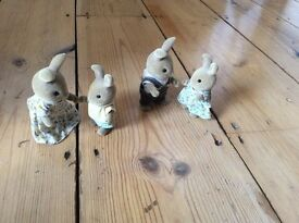 Sylvanians Rabbit Family