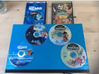 Disney DVDs (x2) Finding Nemo and The JungleBook! ONLY £4.00p for the both!!!