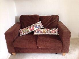 Wonderfully comfy 2 seater sofa