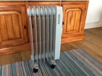 ELECTRIC OIL FILLED RADIATOR